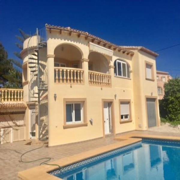 Offres de vente Villa Benissa 3720