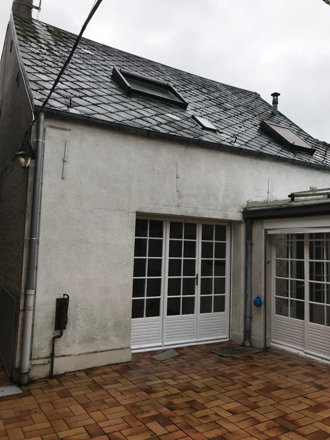 Location maison 3 chambres avec jardin garage - Recherche maison a louer avec jardin ...